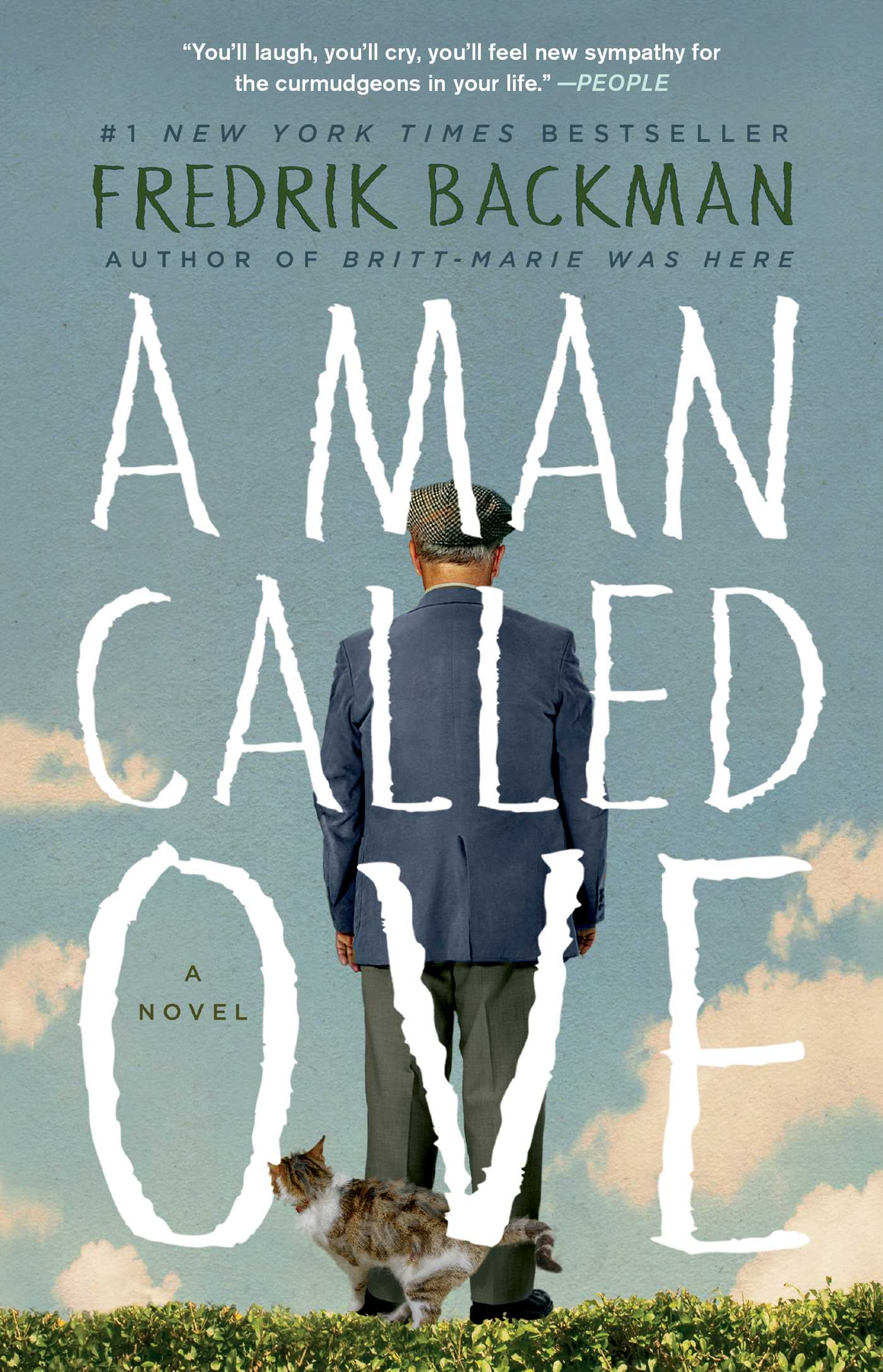 book club - a man called ove