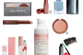 MY FAVORITE NATURAL MAKEUP BRANDS