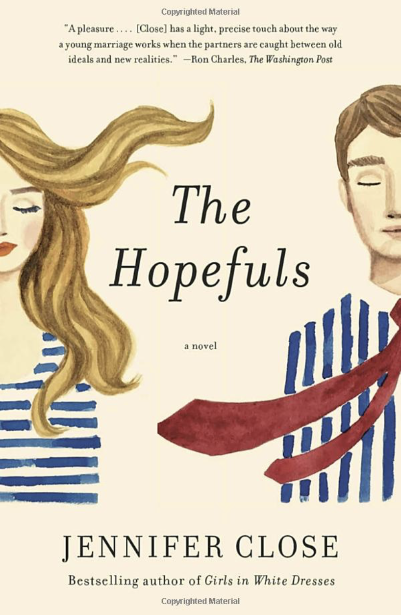 book club - the hopefuls