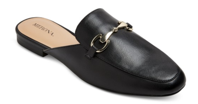SPLURGE/SAVE: Mule Loafers