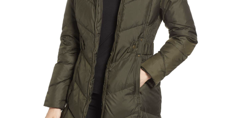 SPLURGE/SAVE: Puffer Jacket