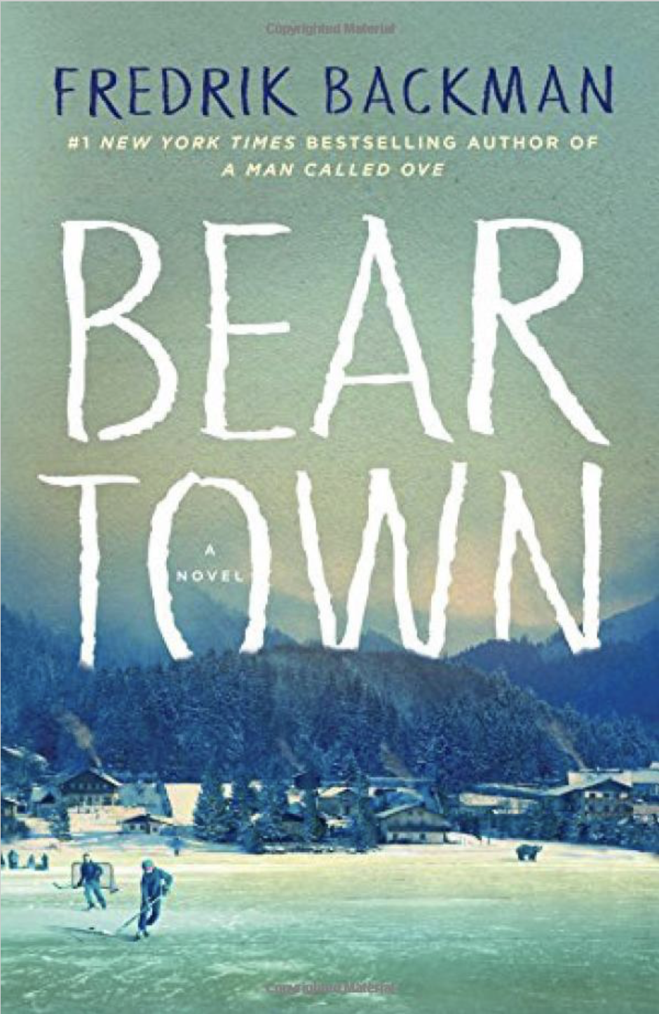 book club bear town