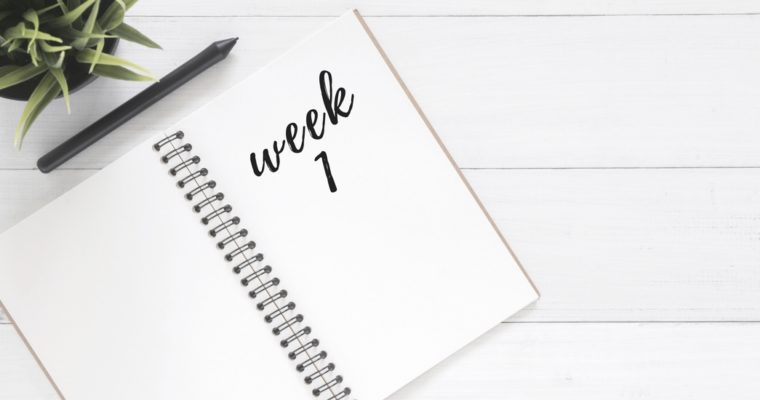 2018 Weekly Lists Challenge – Week 1