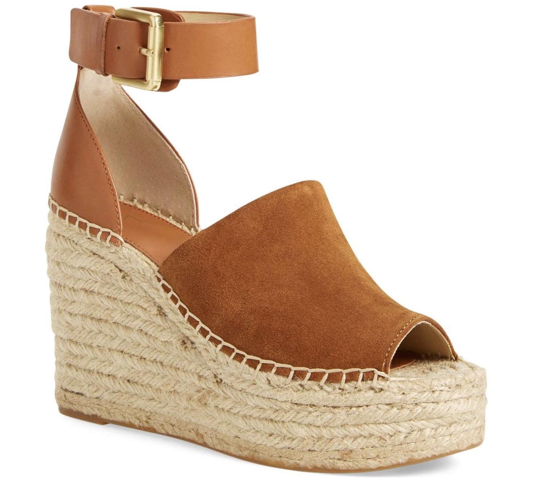 0a218407157 Espadrille Wedge Sandals   Splurge or Save with Kerri Dice